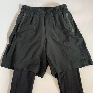 Lululemon Surge Tight 2-in-1 Shorts